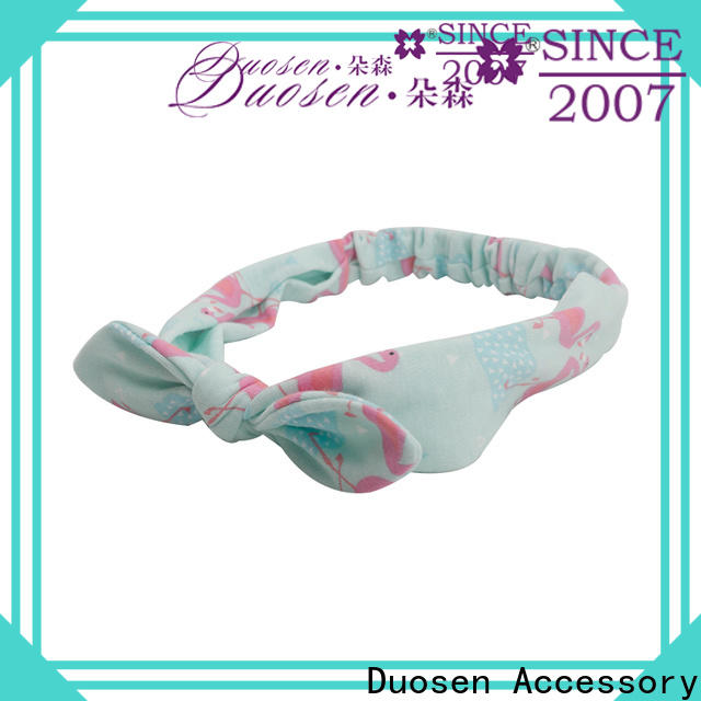Custom fabric alice band milk Suppliers for party