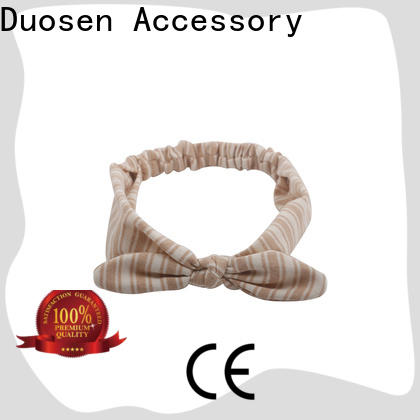 Duosen Accessory Custom cloth headbands for business for daily Life