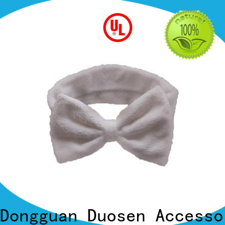 Duosen Accessory Wholesale fabric elastic headbands for business for dancer