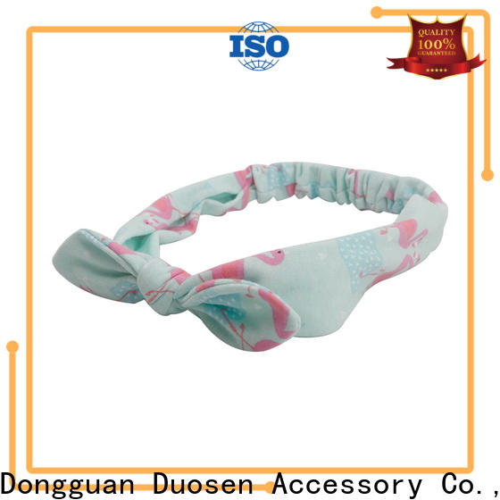 Duosen Accessory Latest fabric headbands for business for daily Life