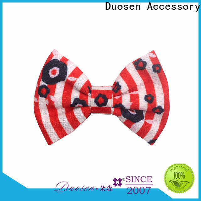 Duosen Accessory pearl how make hair band for business for daily life