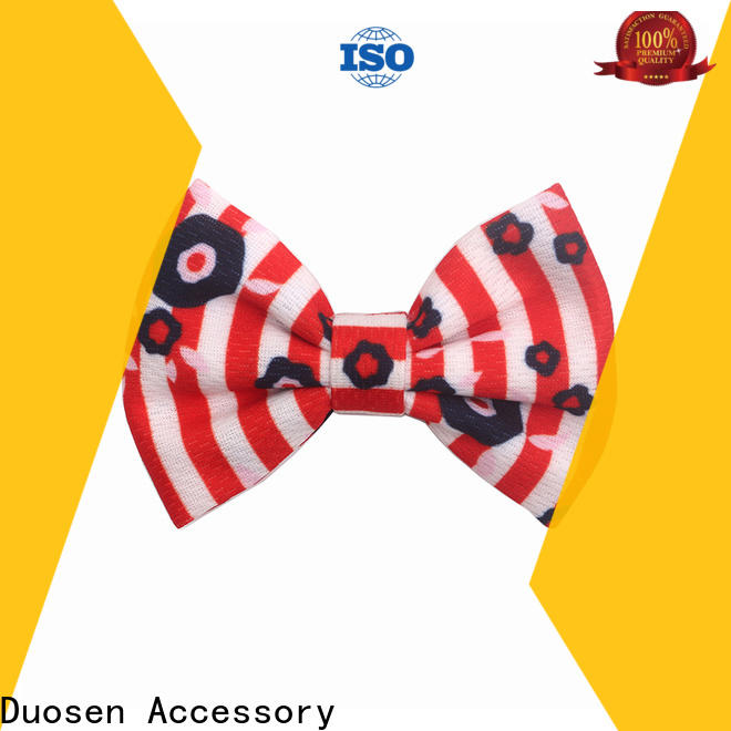 Duosen Accessory Best sew a bow manufacturers for women