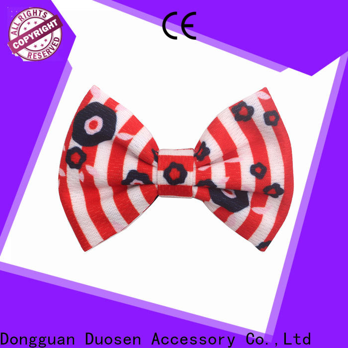 Duosen Accessory Wholesale beautiful hair clips manufacturers for girls