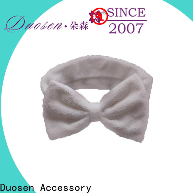 High-quality fabric hair bands fresh manufacturers for party