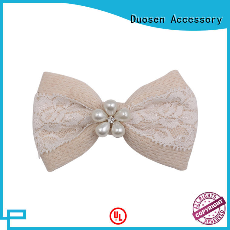 Duosen Accessory fancy cute accessories for hair company for daily life
