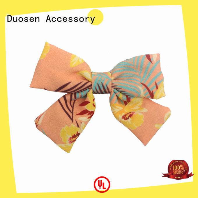 Duosen Accessory girls clips to make bows for business for girls
