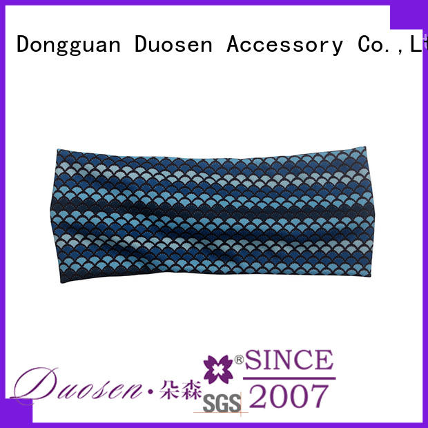 Duosen Accessory Wholesale turban headband Supply for prom