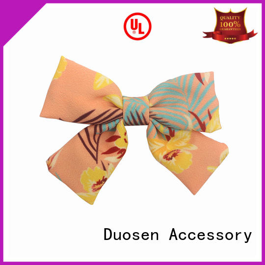 good quality flowers to make hair bows soft customized for party