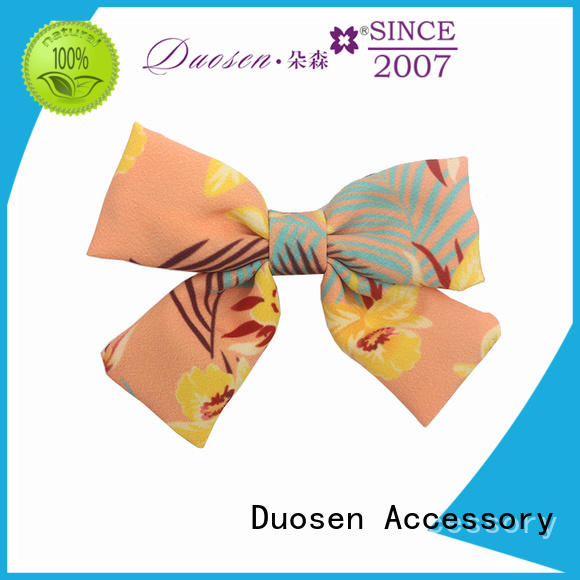 Duosen Accessory friendly make your own hair bands Suppliers for party