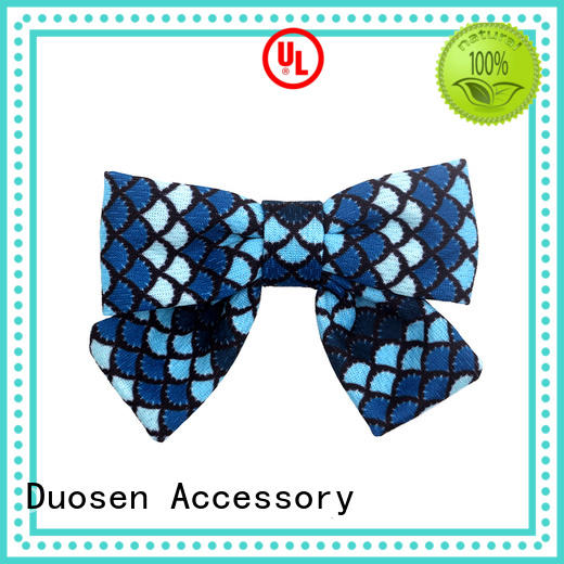 Duosen Accessory Best pretty hair clips Supply for women