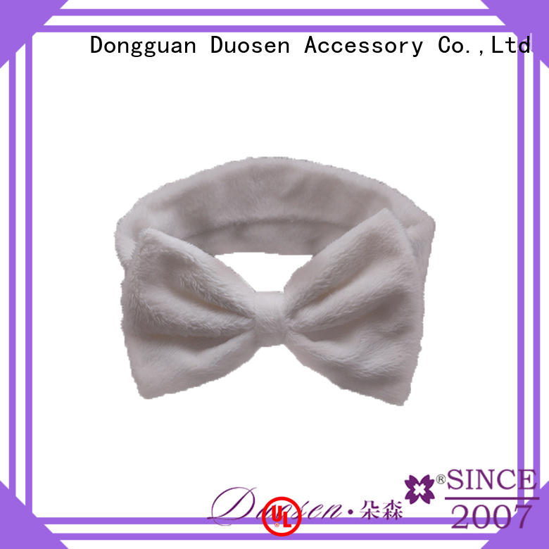 Duosen Accessory New fabric headbands manufacturers for party