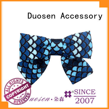 Duosen Accessory color hair band craft company for women