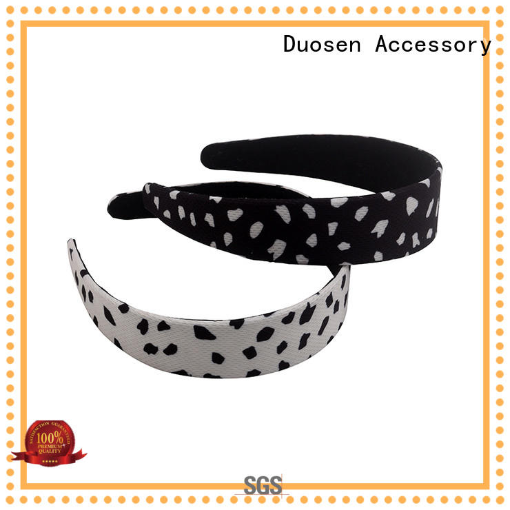 Top fabric headbands wholesale band Suppliers for sports