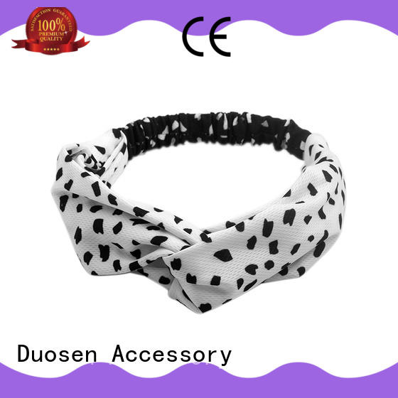 New wire fabric headband print manufacturers for daily Life