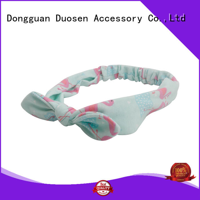 elegant eco-friendly headband supplier for sports