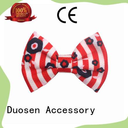 durable cotton hair bows meet your demands for girls