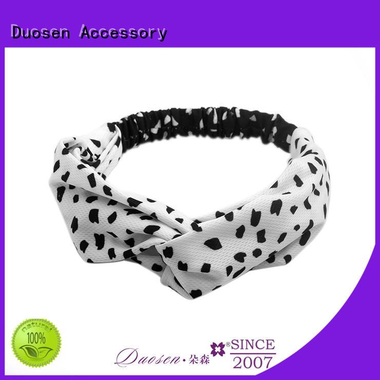 High-quality womens fabric headbands ecofriendly Supply for dancer
