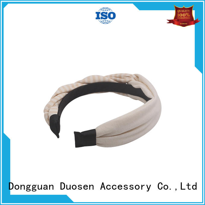 elegant fabric knot headband wave manufacturer for daily Life
