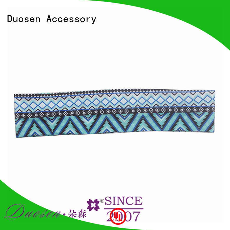 Duosen Accessory lightweight fabric alice band keep you a wonderful looking for prom