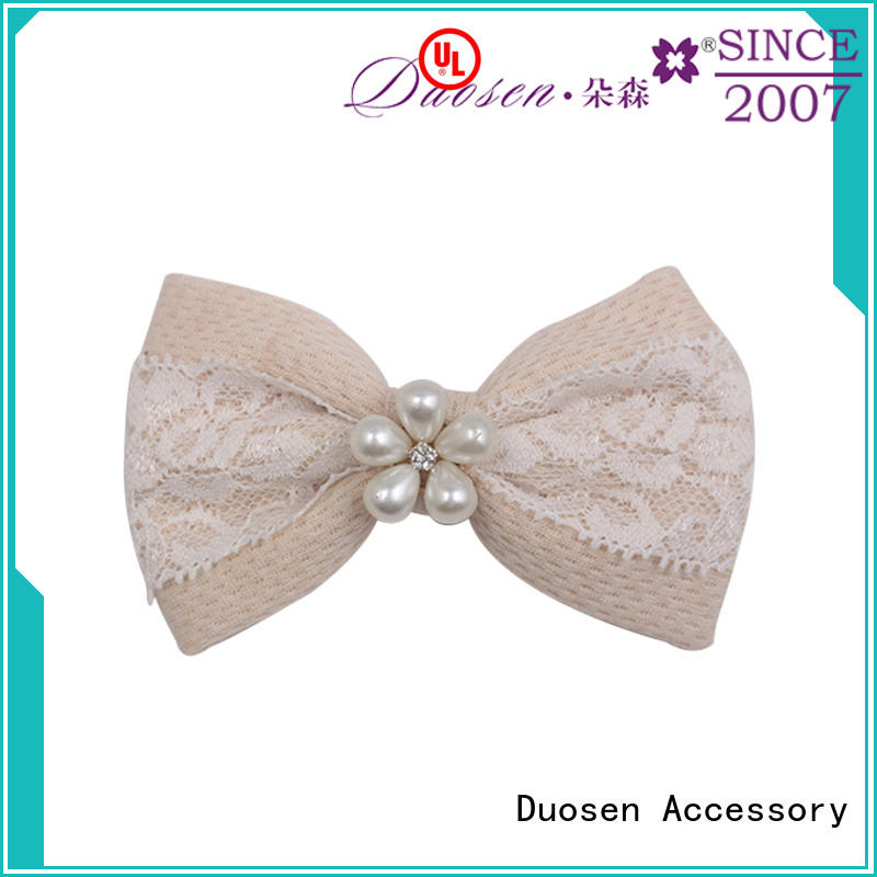 Duosen Accessory fabric how to make a homemade bow for business for party