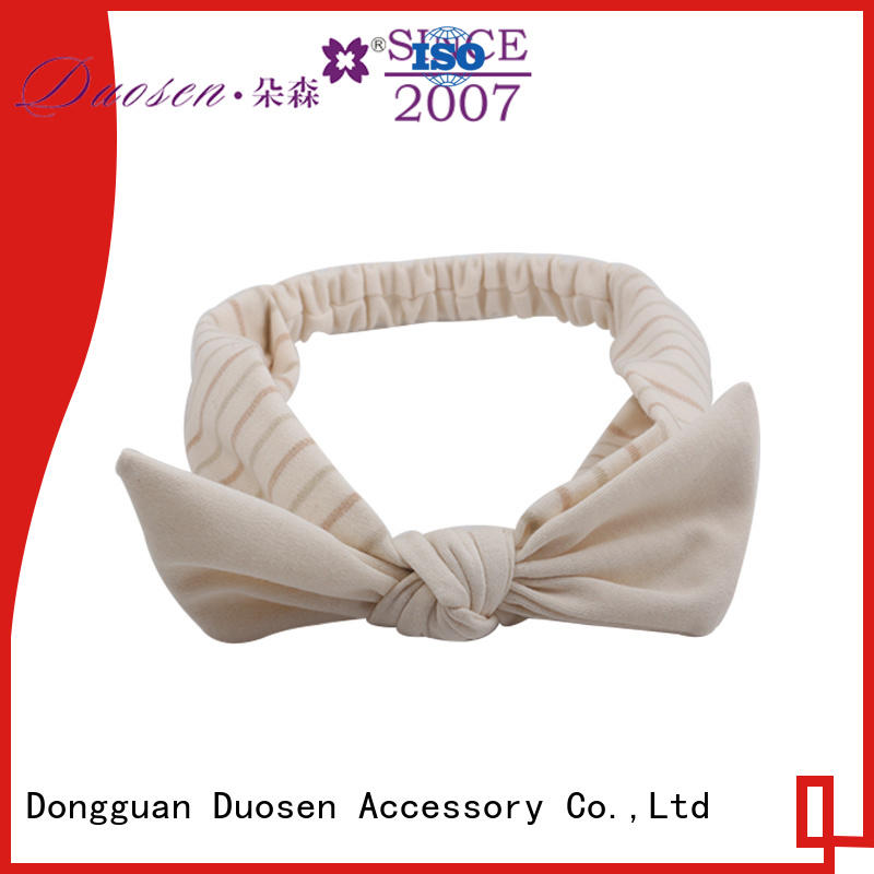 Duosen Accessory pineapple eco-friendly headband Suppliers for daily Life