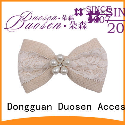 Duosen Accessory bright how to make hair barrettes series for girls