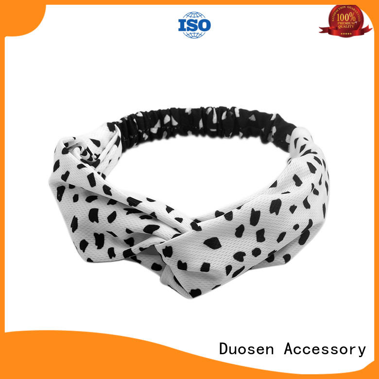Duosen Accessory Latest eco-friendly headband manufacturers for party