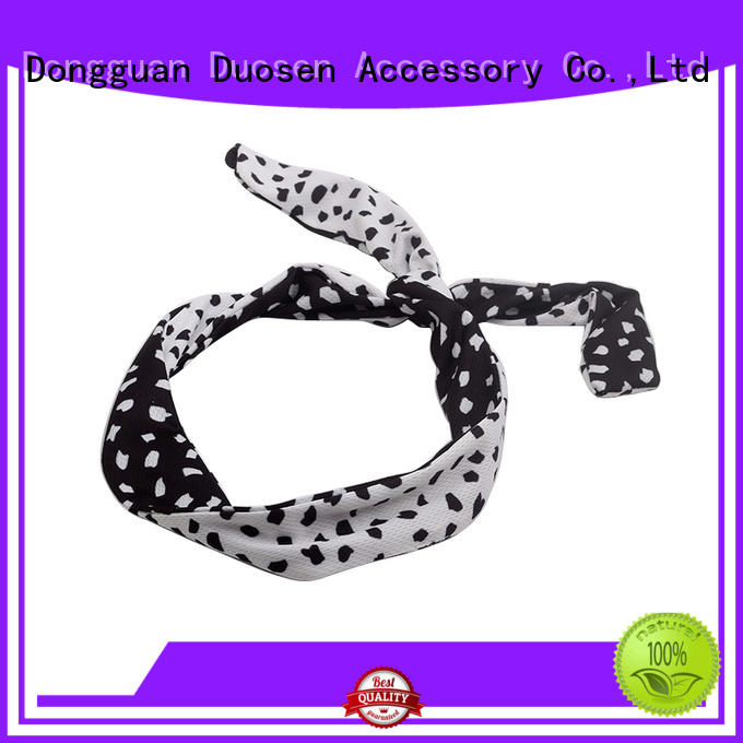 convinent womens fabric headbands keep your hair style for prom