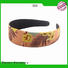 Wholesale organic fabric hairband bright for business for prom