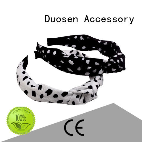 High-quality eco-friendly headband red factory for running