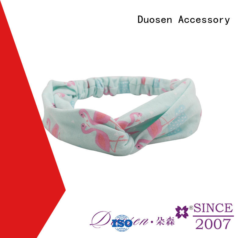 Best cheap fabric headbands selling manufacturers for dancer