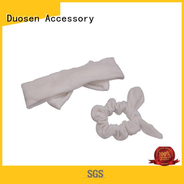 Custom cloth headbands fabric manufacturers for dancer
