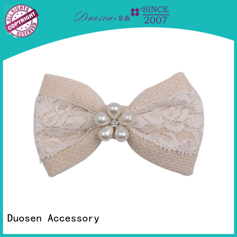 Duosen Accessory headband how to make a hair band at home Suppliers for girls