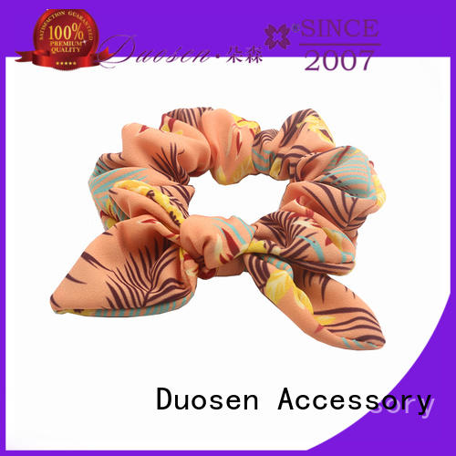 durable fabric scrunchies friendly series for daily life