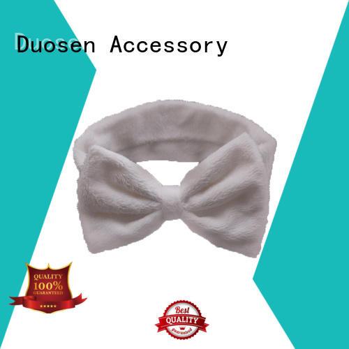 cross organic material cross headband black pineapple Duosen Accessory Brand