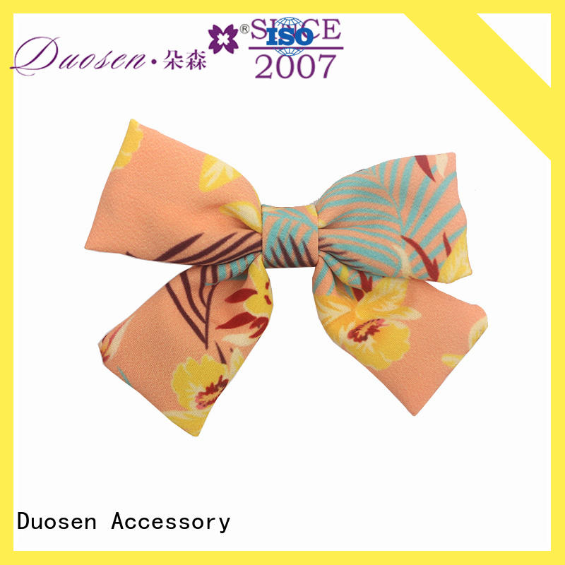 Duosen Accessory durable diy baby hair accessories series for women