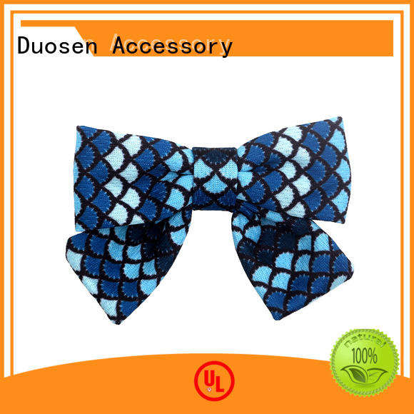 Duosen Accessory Wholesale large rose hair clip company for daily life