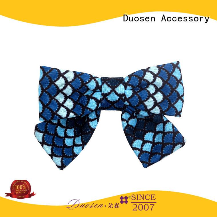 Duosen Accessory Custom making hair ornaments Supply for girls