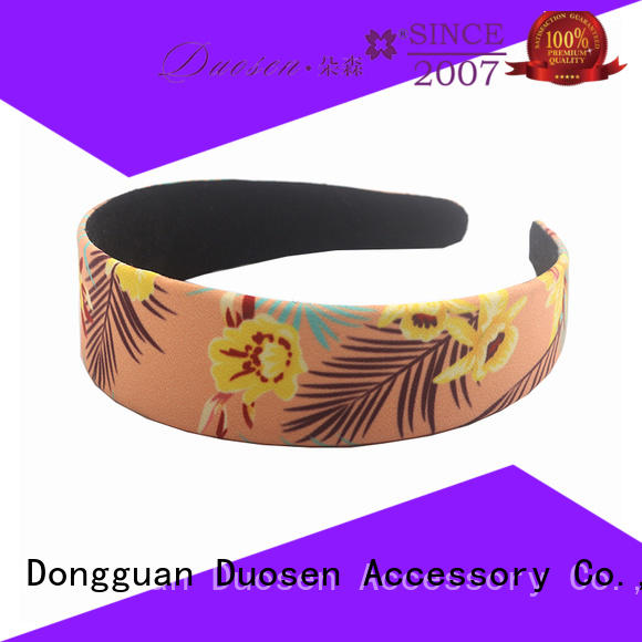 lightweight fabric headbands accessories customized for sports