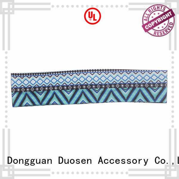 Duosen Accessory Latest cloth headbands for business for party