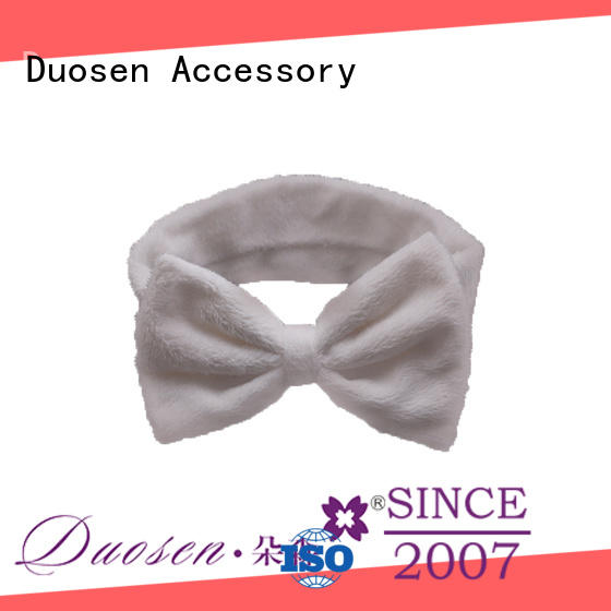 Wholesale organic fabric bow headband multifunctional Suppliers for party