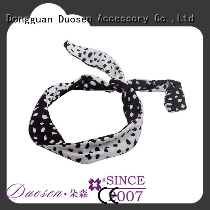 Duosen Accessory Best eco-friendly headband Suppliers for running