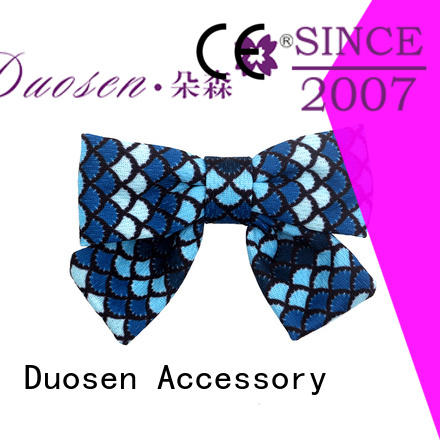 Duosen Accessory online hair fabric wholesale for girls