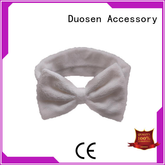 Duosen Accessory fresh girls cloth headbands customized for daily Life