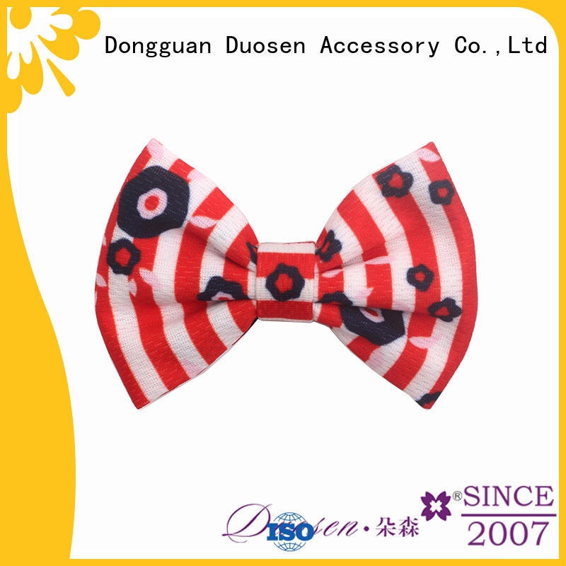 Duosen Accessory New bow pins for hair Supply for women