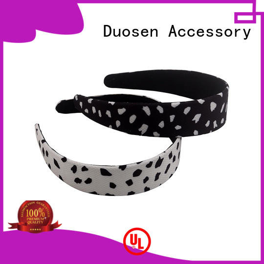 convinent cheap fabric headbands black series for sports