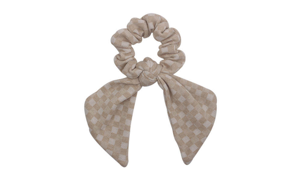 Duosen Accessory New bow hair scrunchie company for girls-1