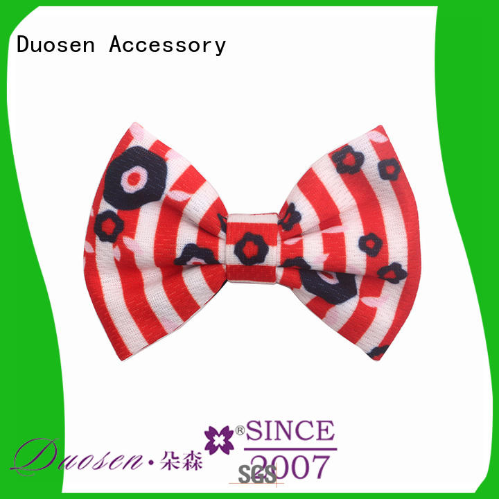 Duosen Accessory lace hair decoration ideas Suppliers for party