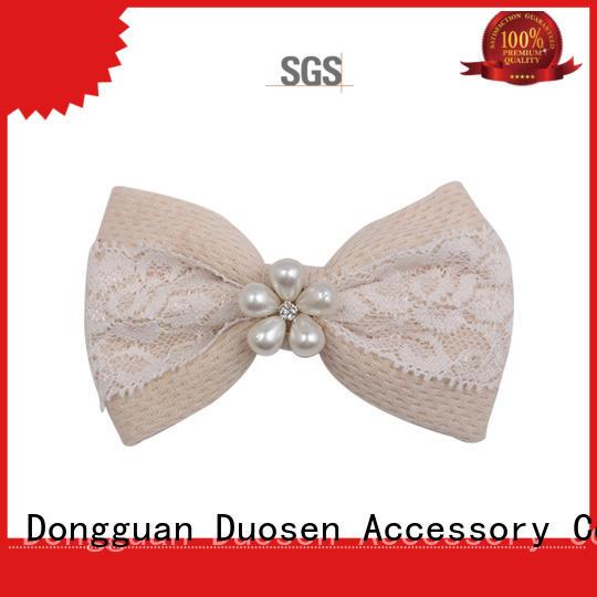Duosen Accessory fancy diy hair decorations on sale for women