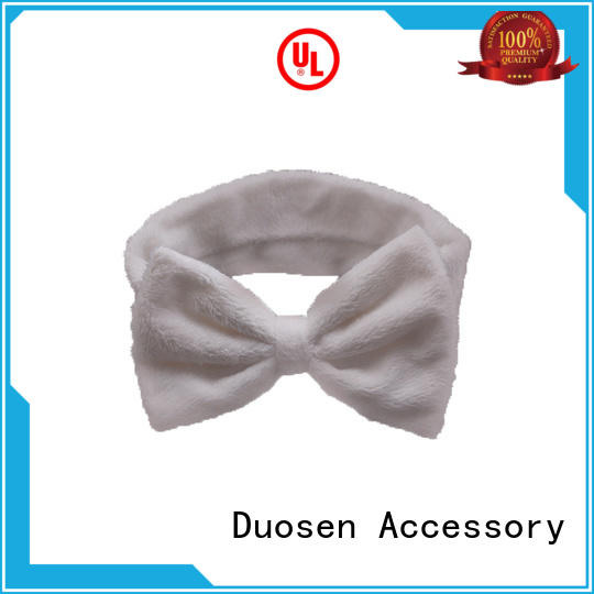 OEM cheap fabric headbands two wholesale for sports